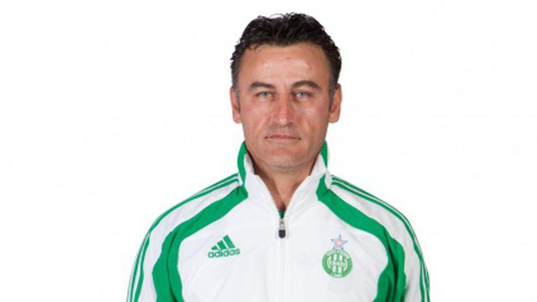Треньорът на Сент Етиен загуби съзнание след удар във врата