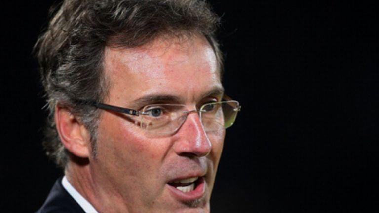 Блан доволен, че ПСЖ се размина с продължения за Купата на Лигата