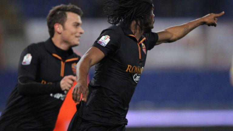 "Рома надви Наполи в голов трилър на ""Олимпико"", Жервиньо пак герой за ""вълците"" (видео)"