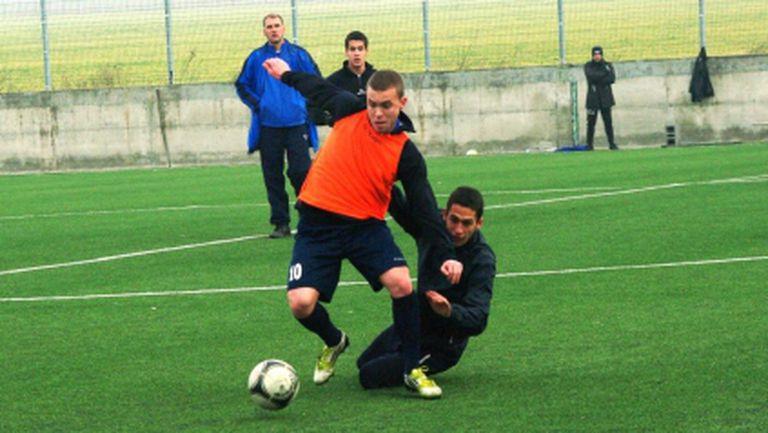 Юношите на Черноморец срещат Берое на полуфинала за купата на БФС
