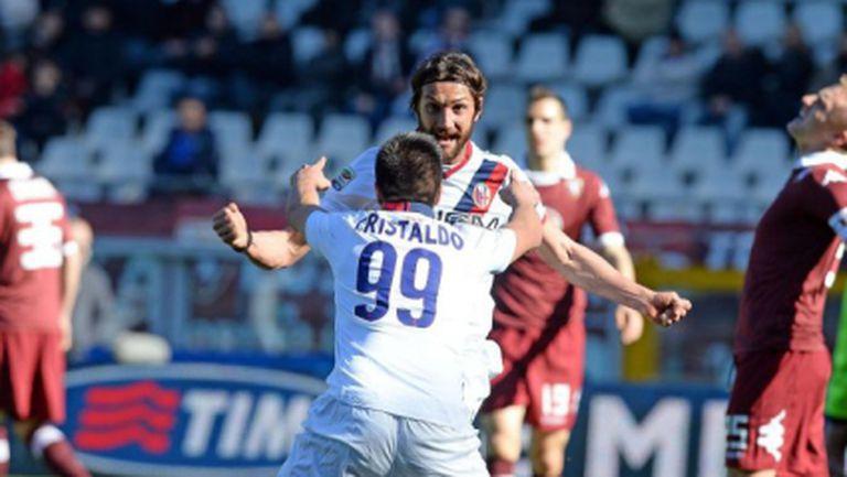 Аржентинец попари Торино с два гола