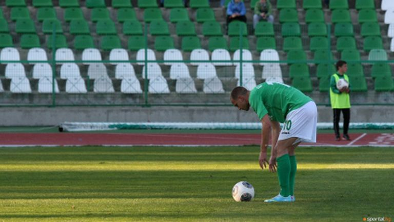 Берое пак отказа на ЦСКА: Трансферът на Венци Христов е затворена страница