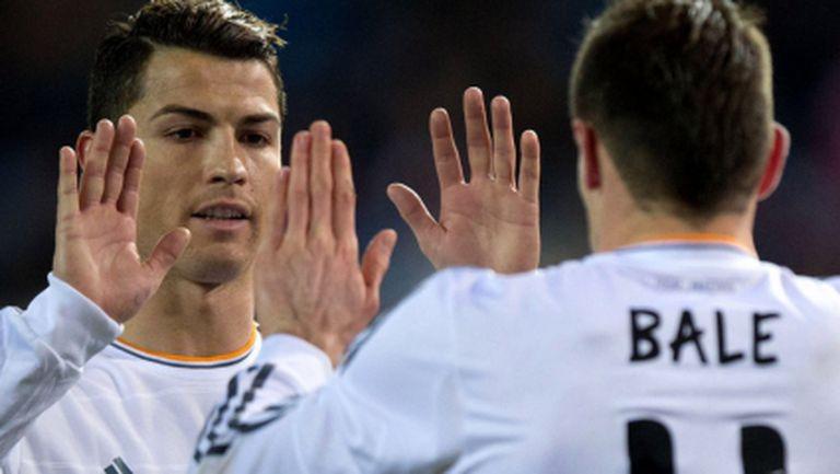 Вижте кой колко взима в Реал Мадрид (списък)