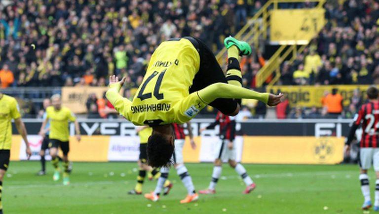 Дортмунд прегази поредния съперник, талант със сензационен дебют (видео)