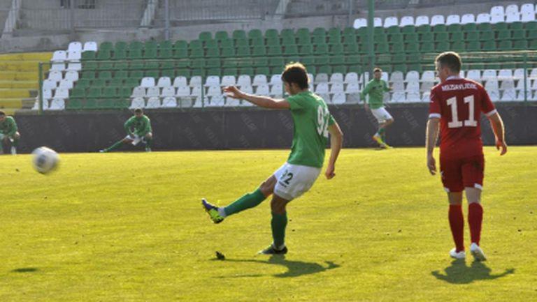 Спировски: Искам да играя в Европа с Берое