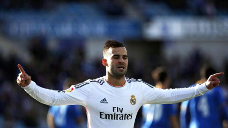 Реал Мадрид би убедително, Новия Раул пак вкара