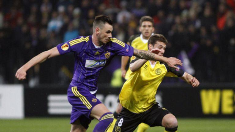 Севиля не успя да спечели в Словения