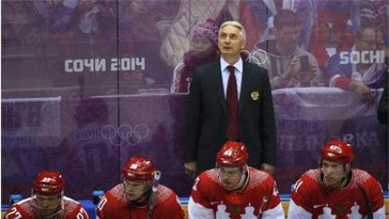 Руски министър призова за спокойствие в хокея