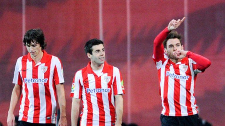 Атлетик Билбао с проблеми в атака, Ибай Гомес аут за месец