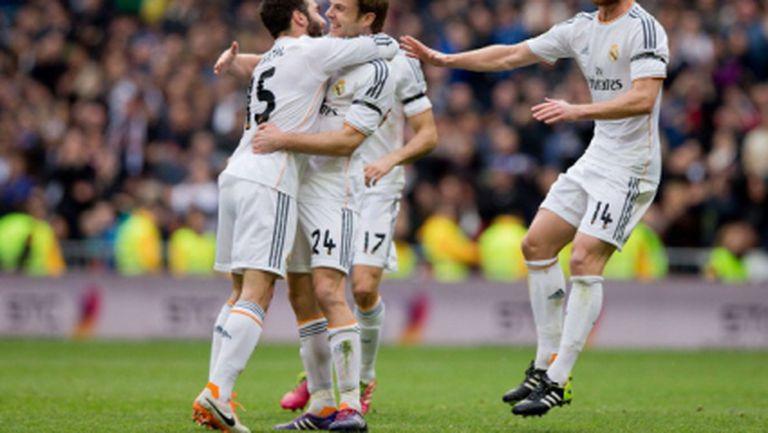 Класически Реал Мадрид в последния тест без Кристиано (видео)