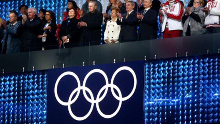 Путин се срещна с Плевнелиев и шефа на МОК