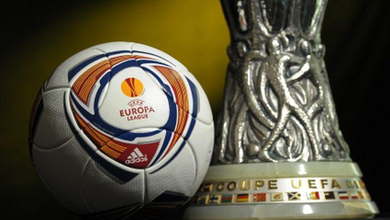 Всички резултати, голмайстори и офомени двойки в Лига Европа