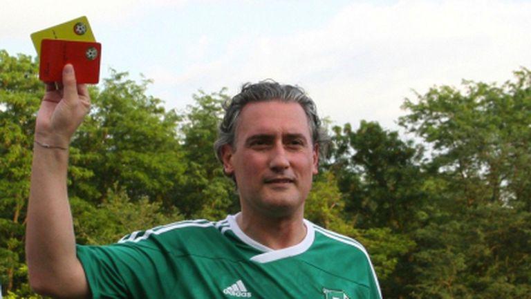 Кирил Домусчиев: Държавата ако иска да взима от футбола, първо трябва да даде