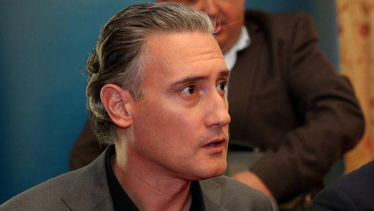 Домусчиев сложи цена от 10 млн. евро на свой играч и обяви колко ще даде за изхвърлянето на Лацио