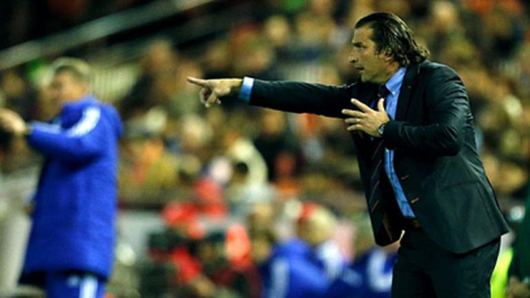 Треньорът на Валенсия респектиран от подвига на Лудогорец