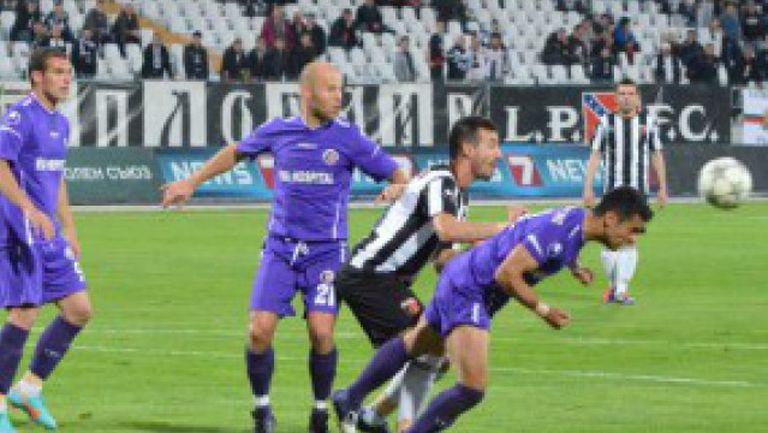 Локомотив (Пловдив) - Етър 3:0