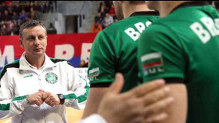 Любо Герасимов: Някой към този момент да е очаквал ние да играем финал? Никой! (ВИДЕО)