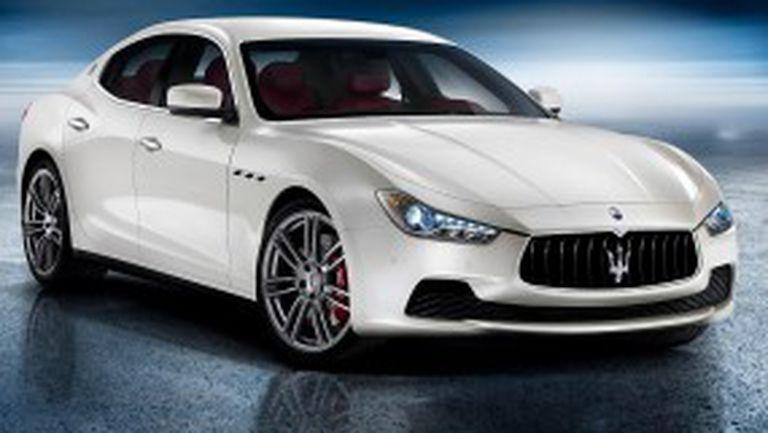 Това е новото Maserati Ghibli (Галерия)