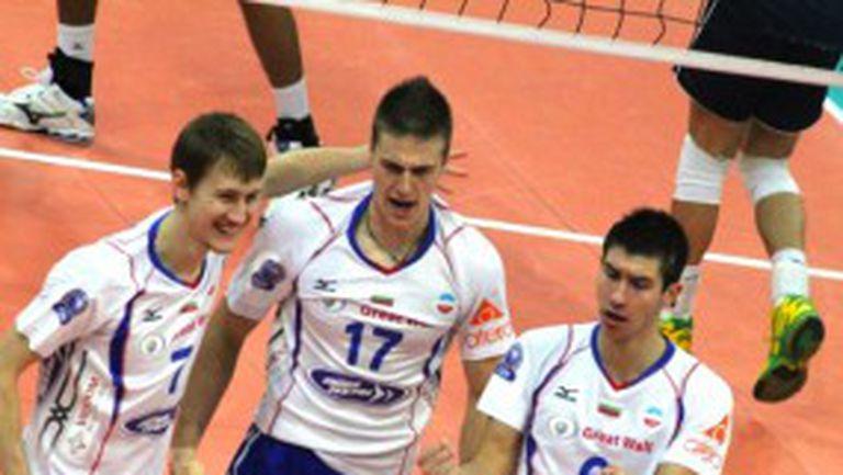 За пръв път 4 български отбора заляха Европа