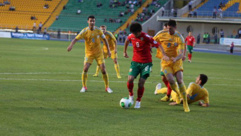 Казахстан - България 1:2