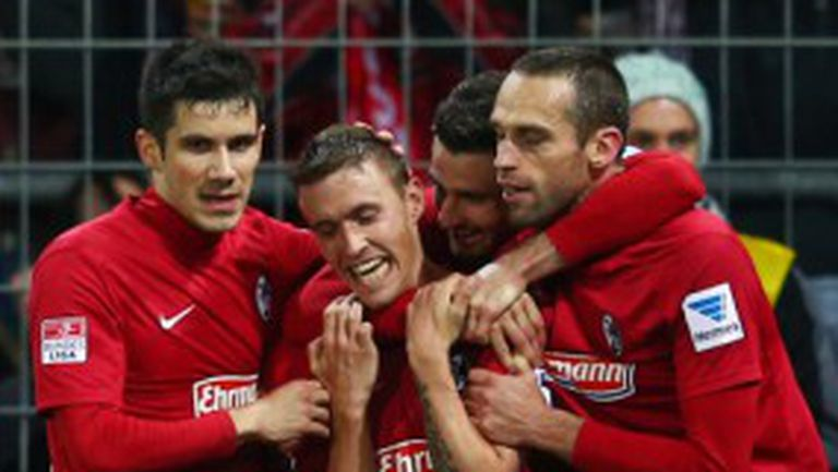 Фрайбург мечтае за ШЛ с трети пореден успех