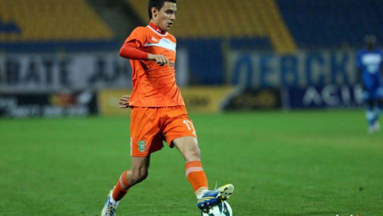 Георги Миланов подписвa договор с ЦСКА (Москва)