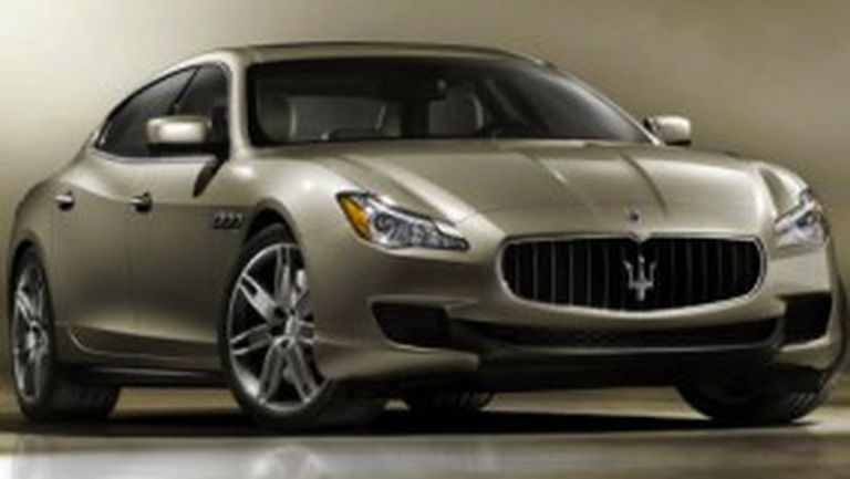 Zegna облича Maserati