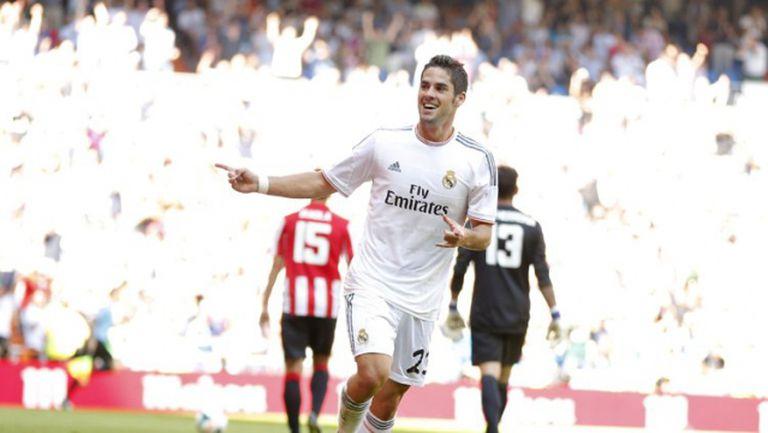 Реал (М) - Атлетик Билбао 3:1