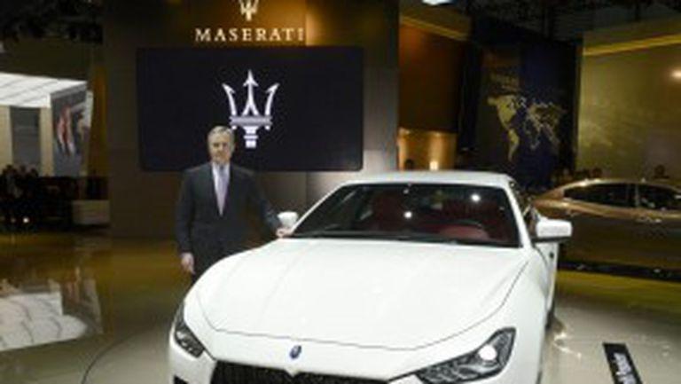 Новото Maserati Ghibli дебютира в Китай