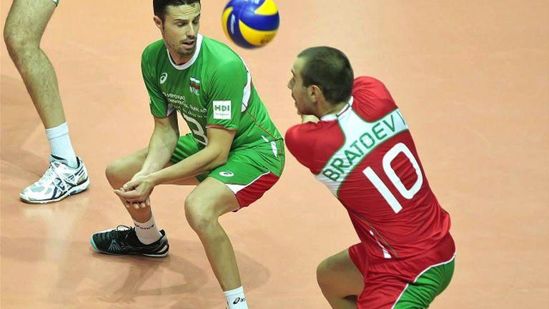 България - Русия 1:3