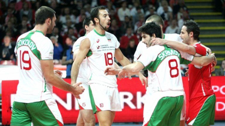 България - Сърбия 0:3 (22:25, 30:32, 25:27)