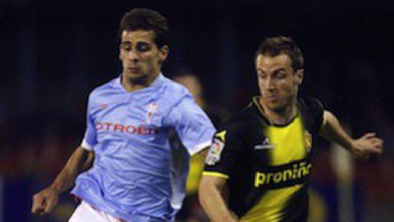 Селта повярва в спасението с гол в 92-ата минута