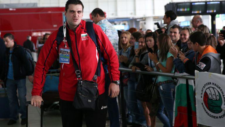 Тодор Алексиев: Въпреки че не взехме медал, мисля че израстнахме и през тази година
