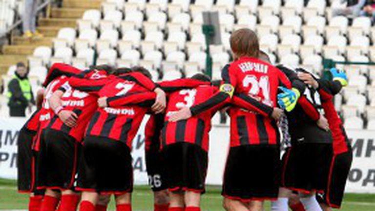 Българският Амкар загуби от бившия тим на Благо Георгиев (видео)