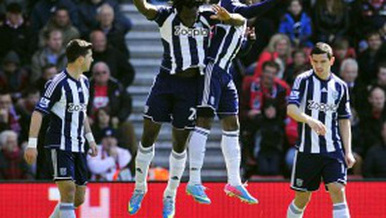 УБА наказа Саутхамптън с три гола в корида