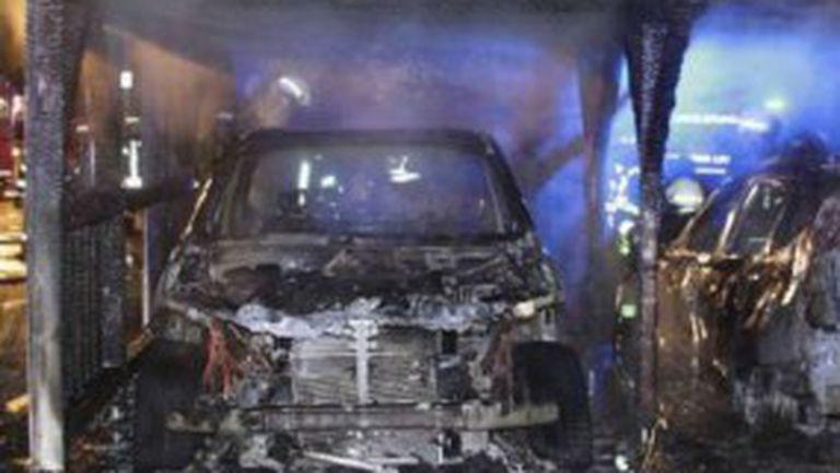 Изгориха колата на футболист на Леверкузен