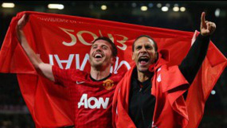 Манчестър Юнайтед регистрира покачване на печалбите за 2013 година