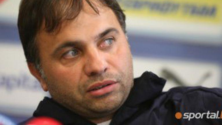 Николай Митов: Трябваше да си решим мача по-рано