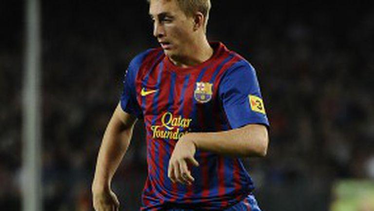 Нападател на Барселона с 35 млн. евро откупна цена
