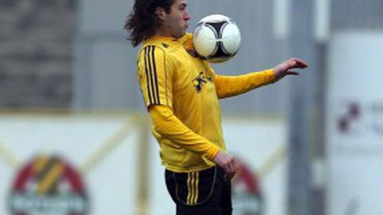 Иван Цветков бе избран за играч №1 на изминалия кръг