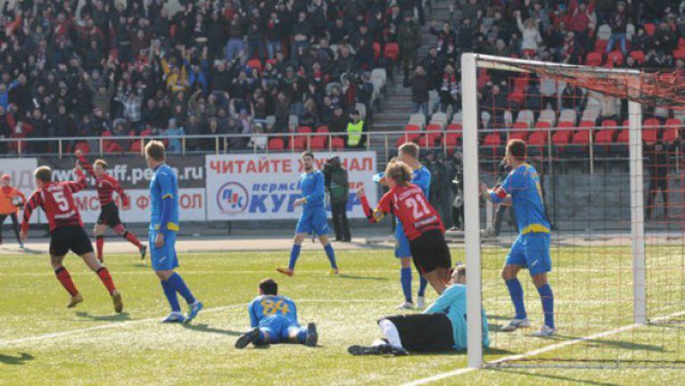 Амкар - Ростов 1:0