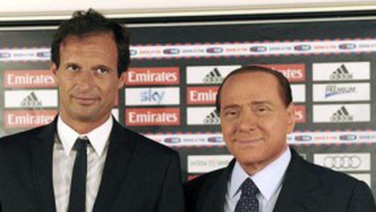 В Милан взе да ври и кипи - Берлускони щял да прави големи реформи