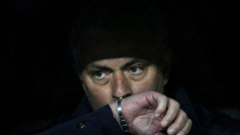 Конфликти, обвинения и нервни изблици на Моуриньо в Реал Мадрид (обзор)