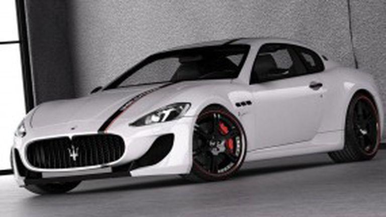 Maserati MC Stradale Demonoxious от Wheelsandmore с 666 кс