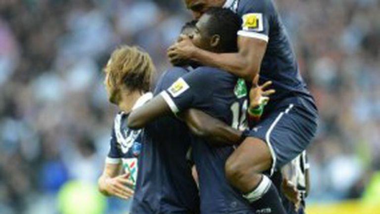 Бордо вдигна Купата на Франция