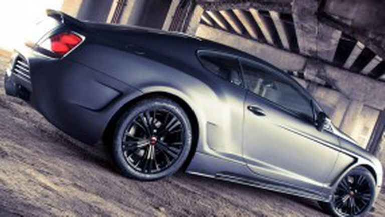 Българите от Vilner представиха Bentley Continental GT (снимки)