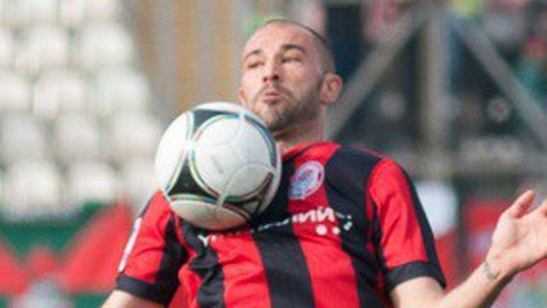 Георги Пеев определен за най-добър футболист на Прикамие