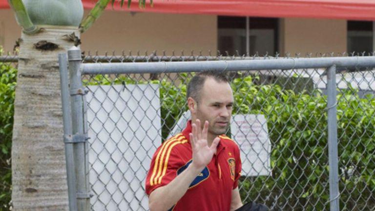Иниеста: Моуриньо беше вреден за испанския футбол