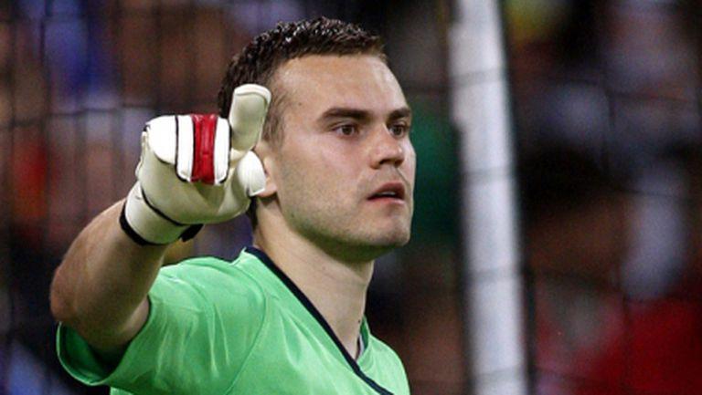 Игор Акинфеев беше избран за футболист на сезона в Русия