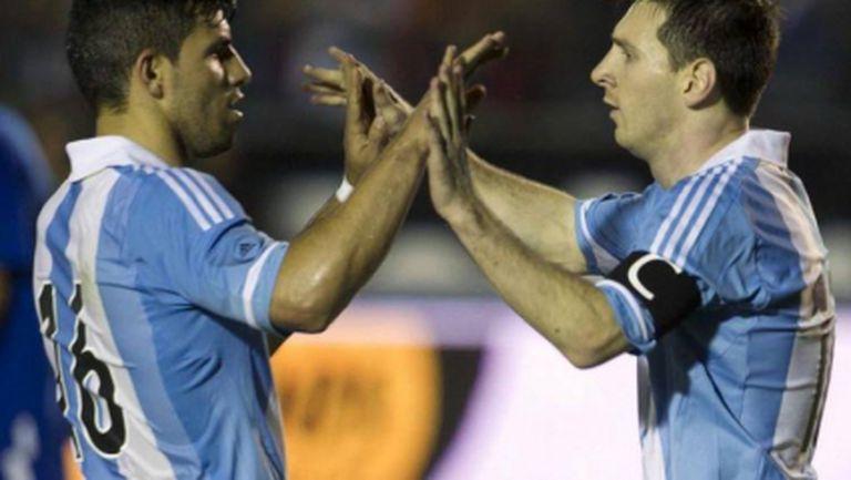 Меси заби хеттрик за Аржентина и подобри рекорд на Марадона (видео)